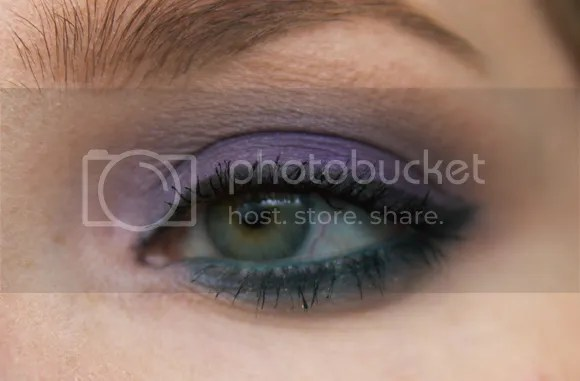 GOSH Tempting purple look