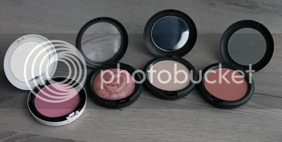 MAC Stash gezichtpoeders