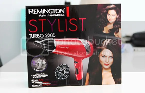Remington Stylist Turbo 2200