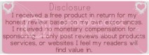 Free Product Disclosure