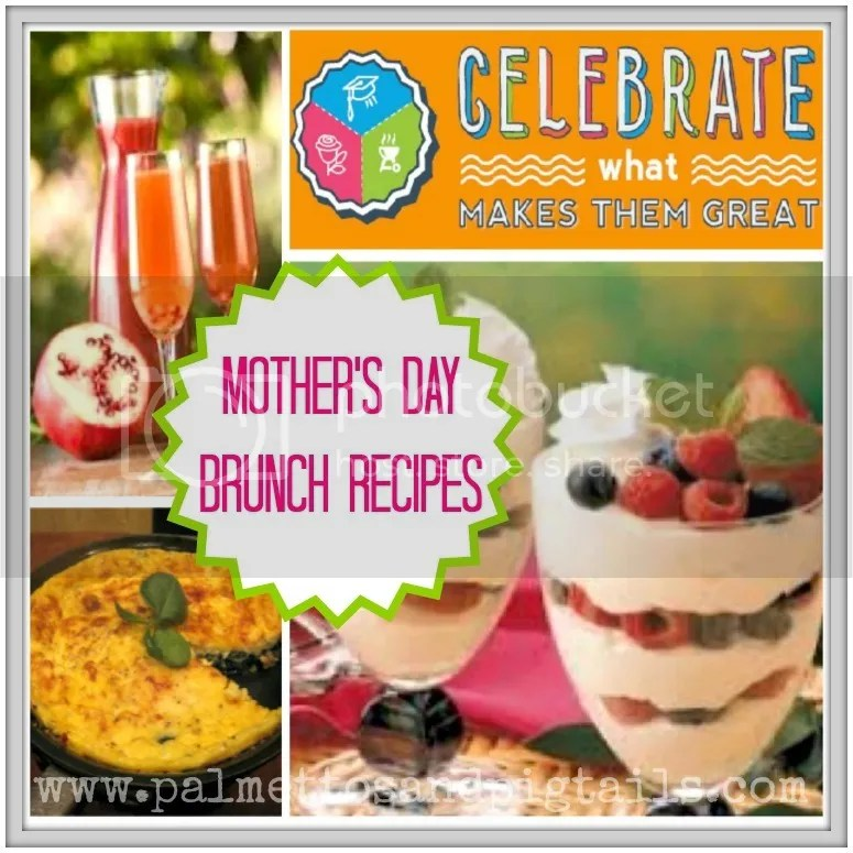 Win one of THREE $50 BI-LO gift cards plus free recipes for Mother's Day Brunch!