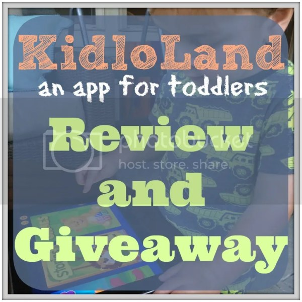 KidloLand Toddler App: A review and giveaway #toddlerapp #giveaway #ad @KidloLand