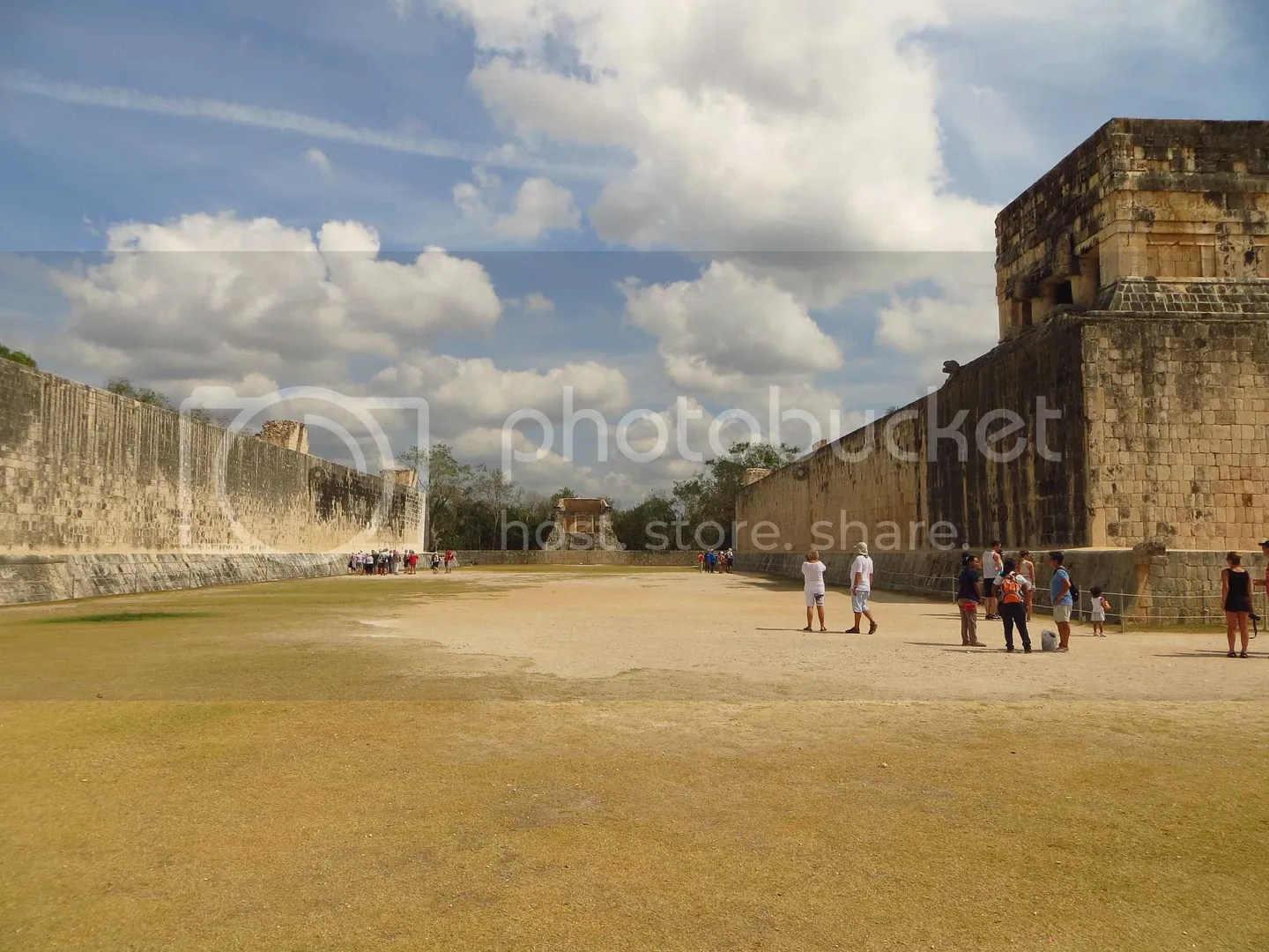 Chichen Itza Parade Grounds