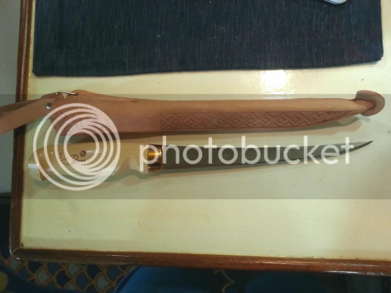 Rapalla filet knife