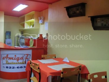 The Amiga'Z Restaurant