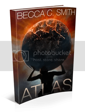 Atlas by Becca Smith – Bourne Identity meets Supernatural! #review