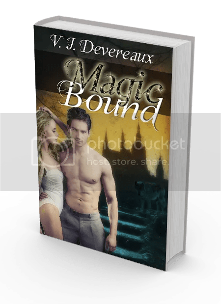 Magic Bound by V.J. Devereaux (Valerie Douglas)