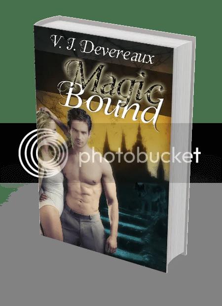 Magic Bound by V.J. Devereaux (Valerie Douglas)