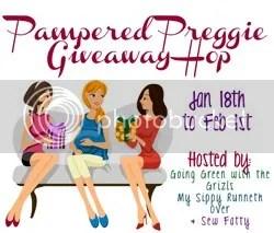 Pampered Preggie Giveaway Hop
