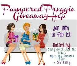 Pampered Preggie Giveaway Hop