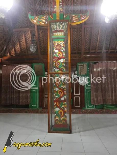Masjid Saka Tunggal