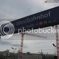 Vienna part one:  first impressions, comparison to Munich