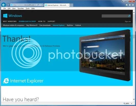 Download Internet Explorer 10 Offline Installer for Windows 7