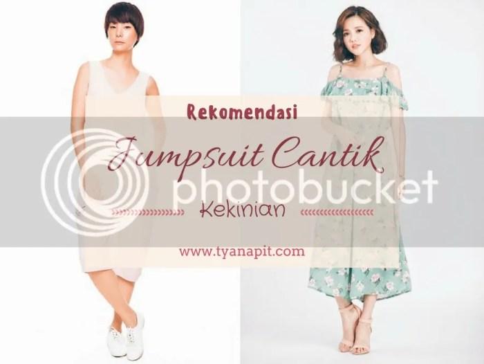 model baju jumpsuit cantik