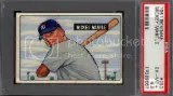 1951 Bowman Mickey Mantle PSA