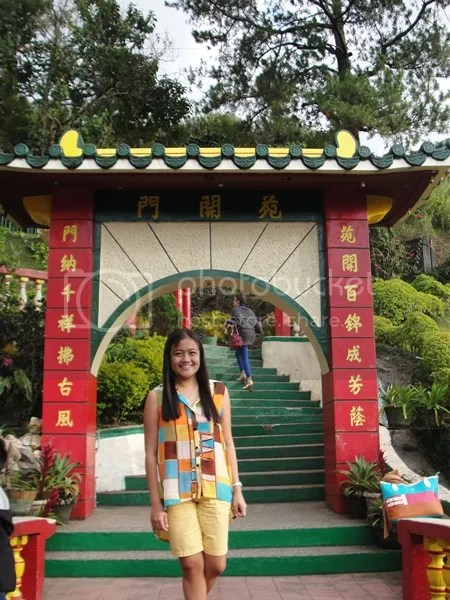 Baguio Tour - Chinese Temple Bell Church