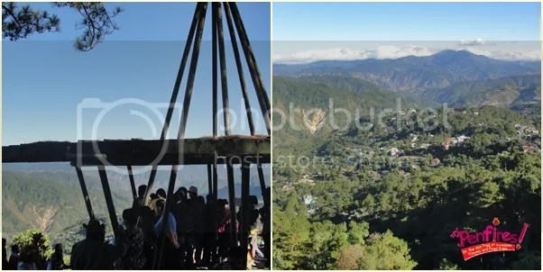 Baguio Tour - Mines View Park