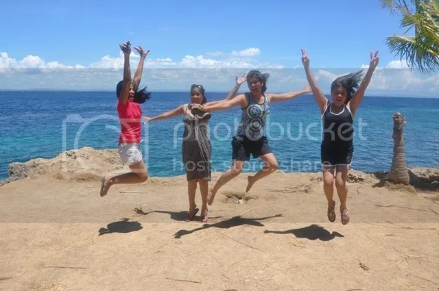 Jump Shots in the beach