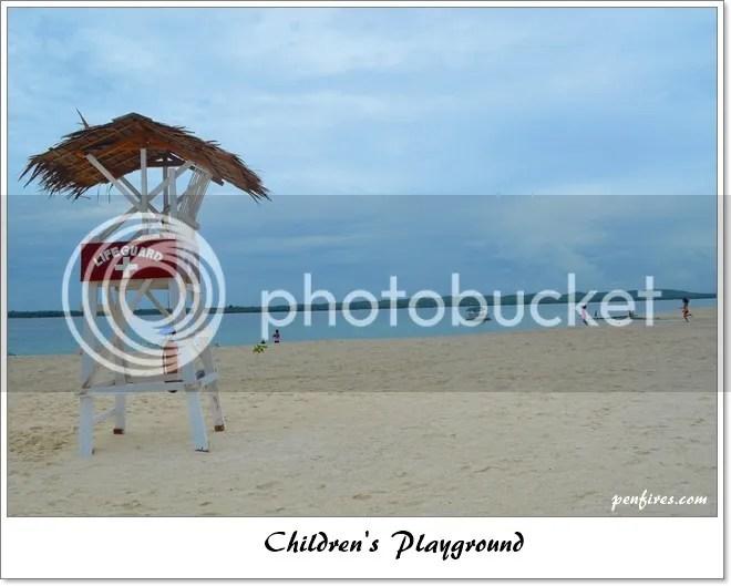 Kids Playground White Beach