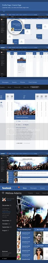 facebook-events-page