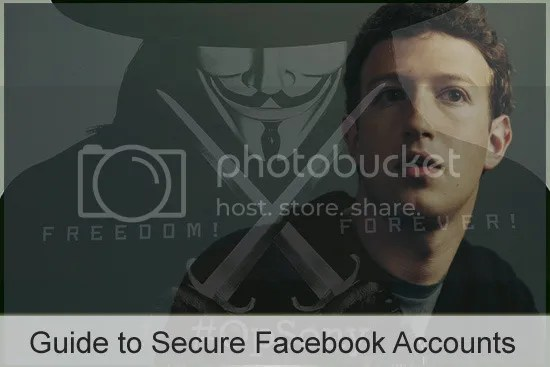 Guide to Secure Facebook Accounts