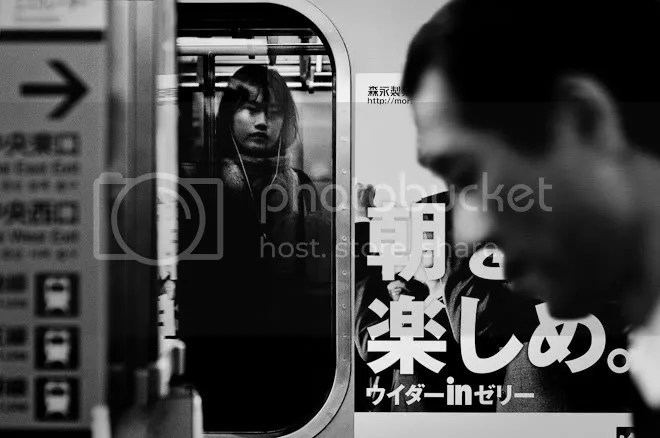 Fabrizio Q Yamanote Line Tokyo