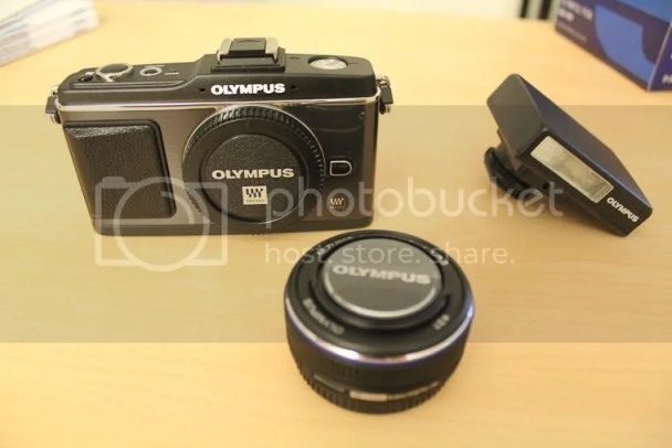 Olympus EP-2 Review by Eric Kim