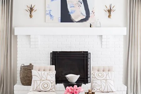 1 le fashion blog fashionable home laura naples kristen giorgi ng collective for domino by brittany ambridge art living room decor