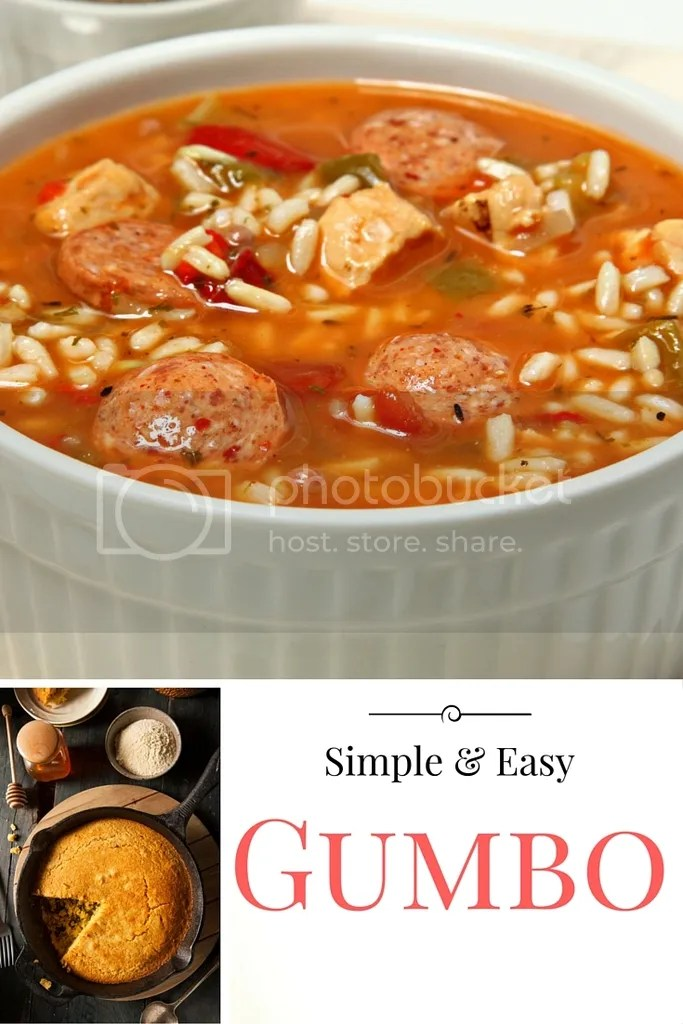 Simple and Easy Gumbo Recipe