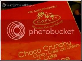 Coklat Cafe-shop