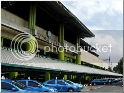 Stasiun Gambir, Jakarta
