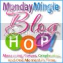 Measuring Flower Blog Hop