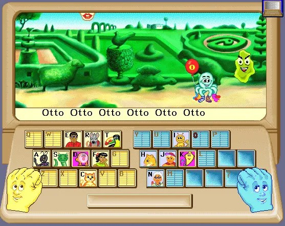 Multisensory Teaching -Typing Tutor -Touch Type Read Spell