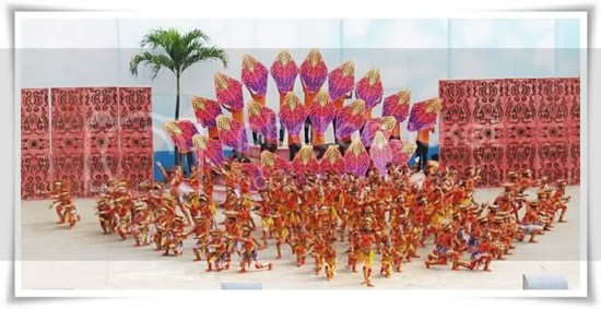 Sinulog Grand Parade Dancers