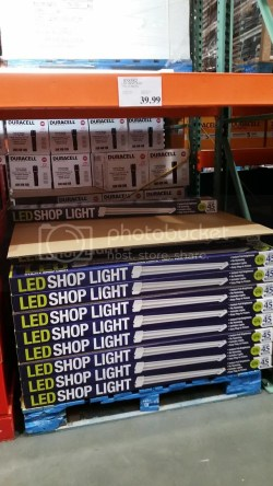 Small Of Led Shop Lights Costco