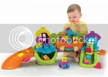 Mainan Bayi Usia 6 Bulan - 9 Bulan