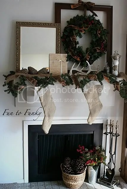 mantels with antlers