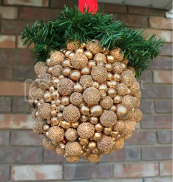 bead diy ornament