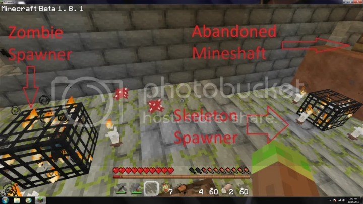 One Of The Best Seeds Ever  Seeds  Minecraft Discussion  Minecraft .Best Minecraft Seeds With Abandoned Mine