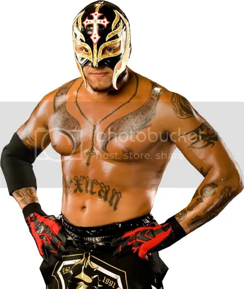 wings tattoo of rey mysterio