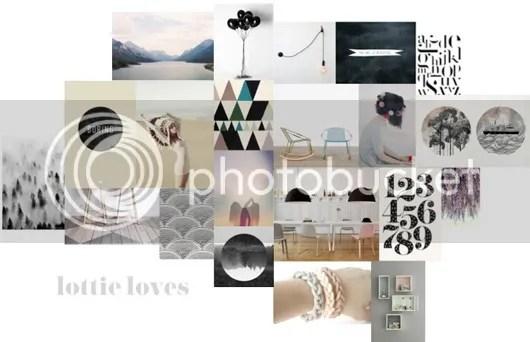 Blog Mood Boards