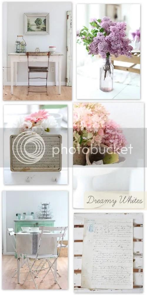 Farmhouse Style at Dreamy Whites