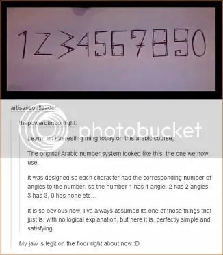 Numbers #FunFact image on the blog of @JLenniDorner
