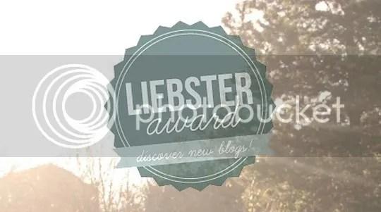 Liebster Award badge