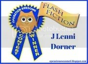 #FlashFiction by @JLenniDorner won the @OpAwesome6 contest