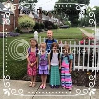 kids last of school 2015
