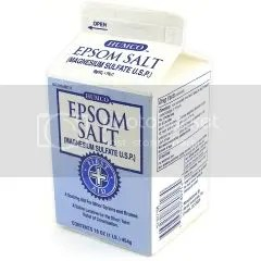 Simple Detox: Epsom Salt Bath