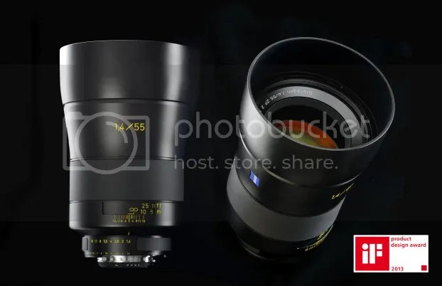 Zeiss 55mm