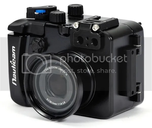 Underwater Housing For Canon PowerShot G15
