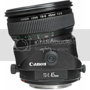 Canon Tilt-Shift Rumors